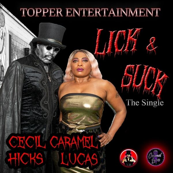 Cover art for Lick & Suck