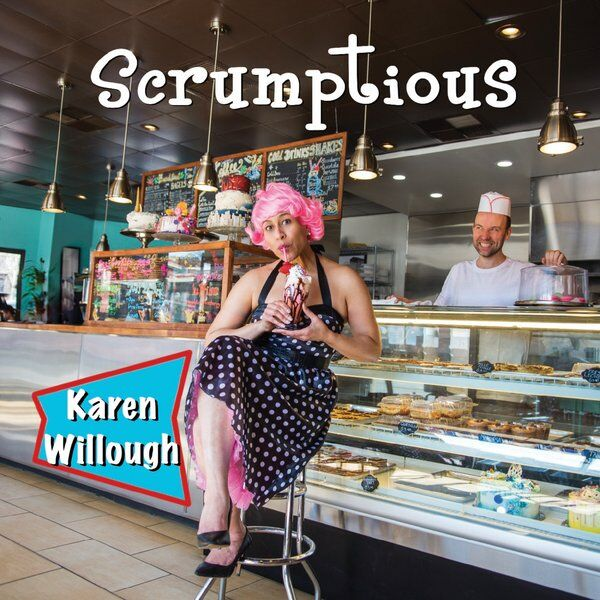 Cover art for Scrumptious