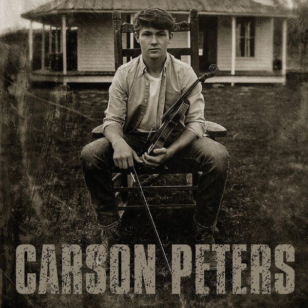 Cover art for Carson Peters