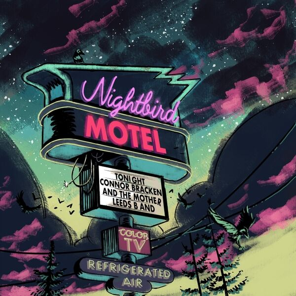 Cover art for Nightbird Motel