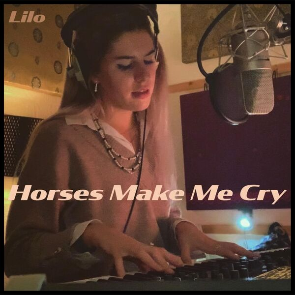 Cover art for Horses Make Me Cry