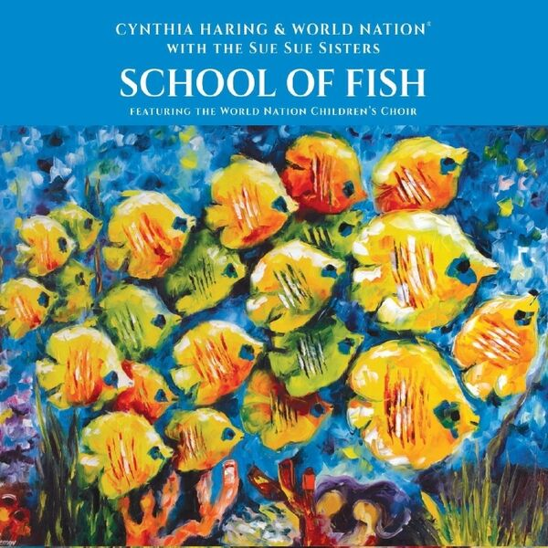 Cover art for School of Fish
