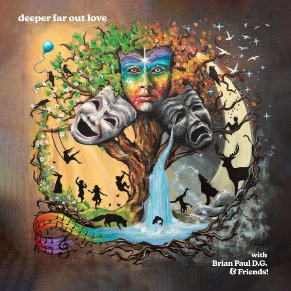 Cover art for Deeper Far out Love