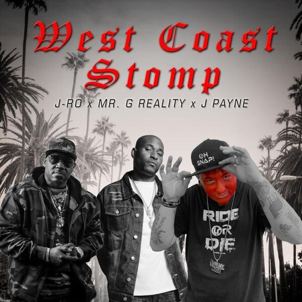 Cover art for West Coast Stomp