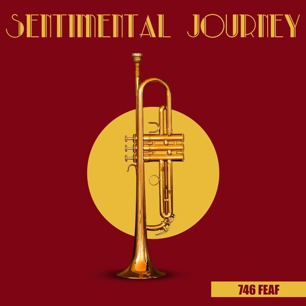 Cover art for Sentimental Journey
