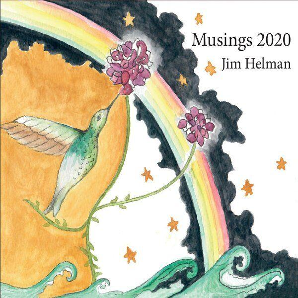 Cover art for Musings 2020