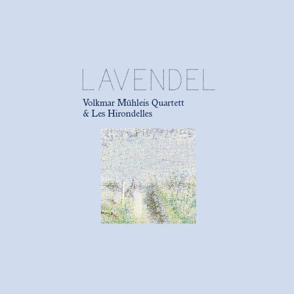 Cover art for Lavendel
