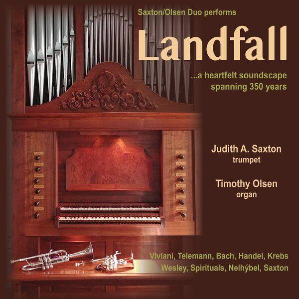 Cover art for Landfall