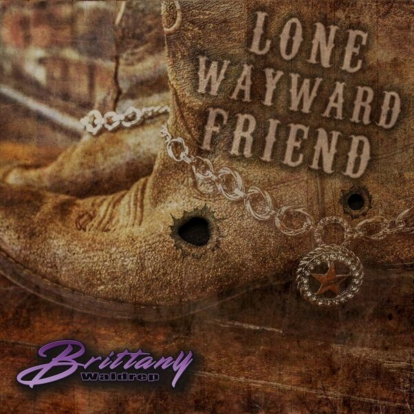 Cover art for Lone Wayward Friend