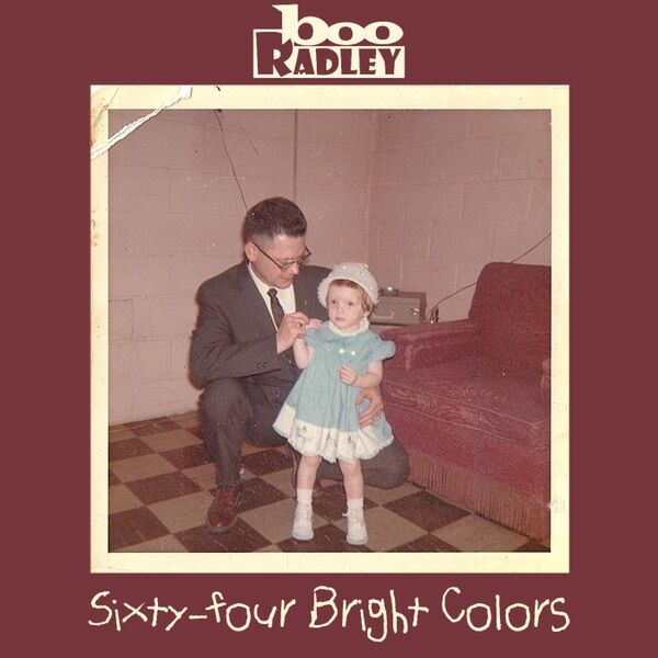 Cover art for Sixty-Four Bright Colors