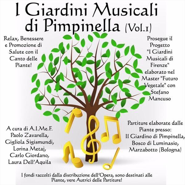 Cover art for I Giardini Musicali di Pimpinella, Vol. 1