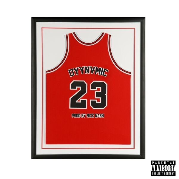 Cover art for 23
