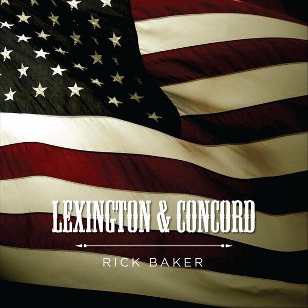 Cover art for Lexington & Concord
