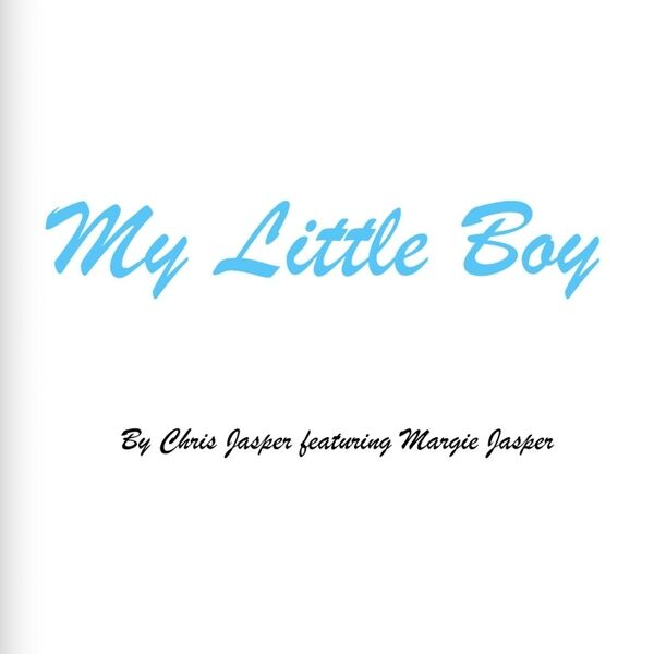Cover art for My Little Boy