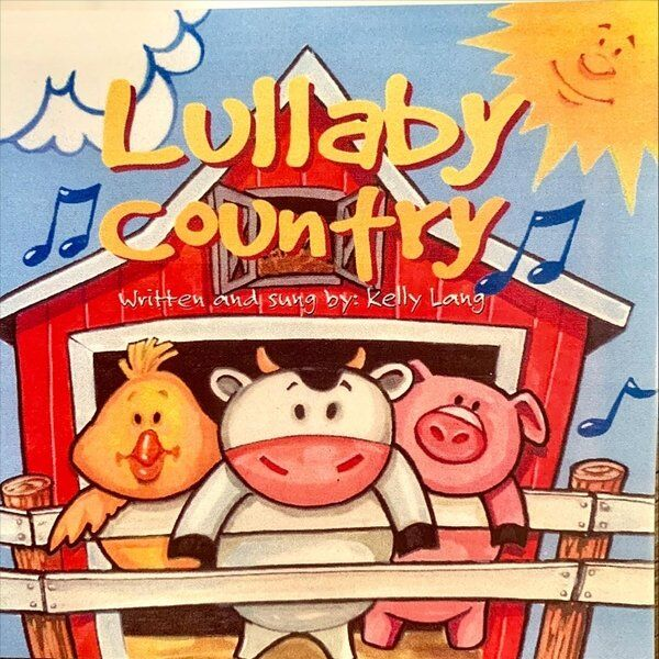 Cover art for Lullaby Country
