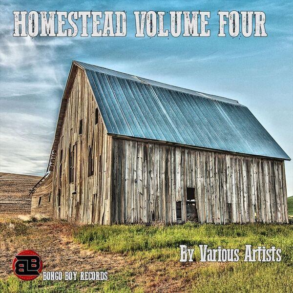 Cover art for Homestead, Vol. 4