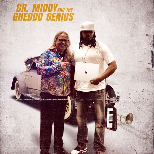 Cover art for Dr. Middy and the Gheddo Genius