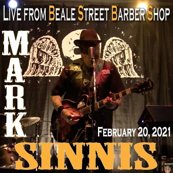 Cover art for Live from Beale Street Barber Shop