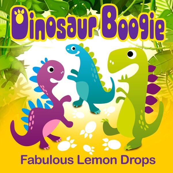 Cover art for Dinosaur Boogie