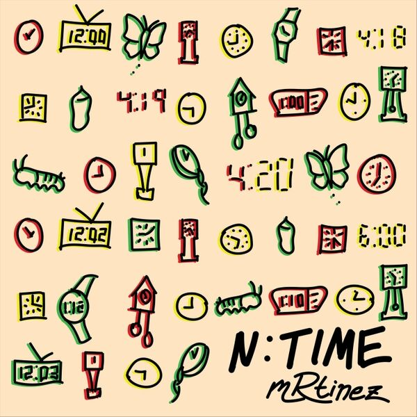 Cover art for N Time