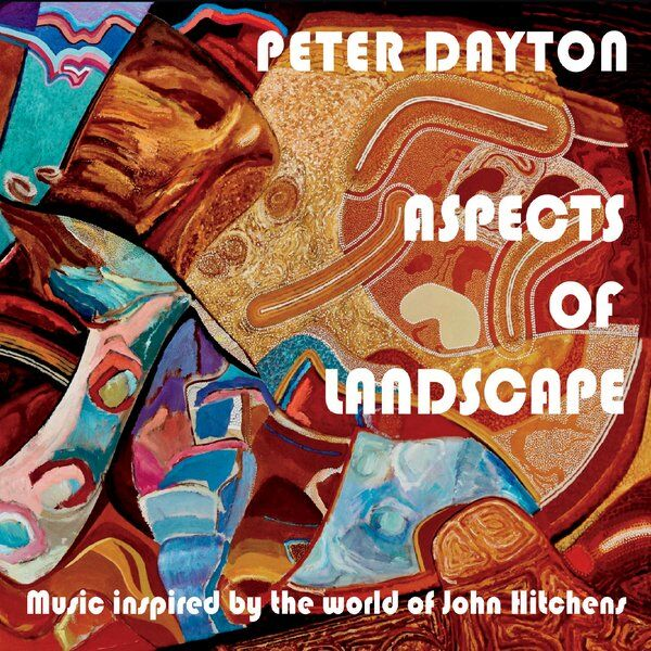 Cover art for Aspects of Landscape: Music Inspired by the World of John Hitchens