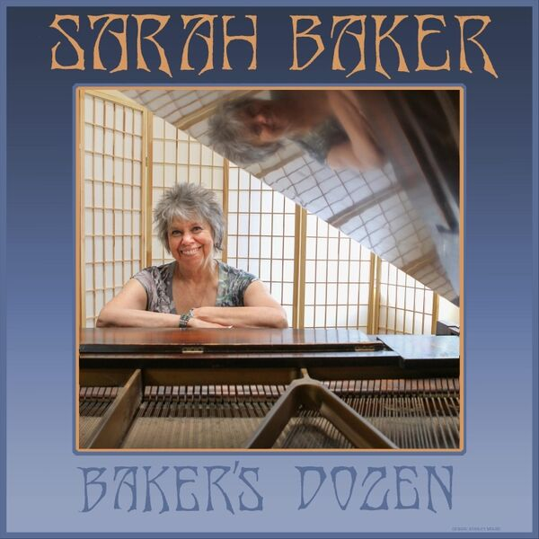 Cover art for Baker's Dozen