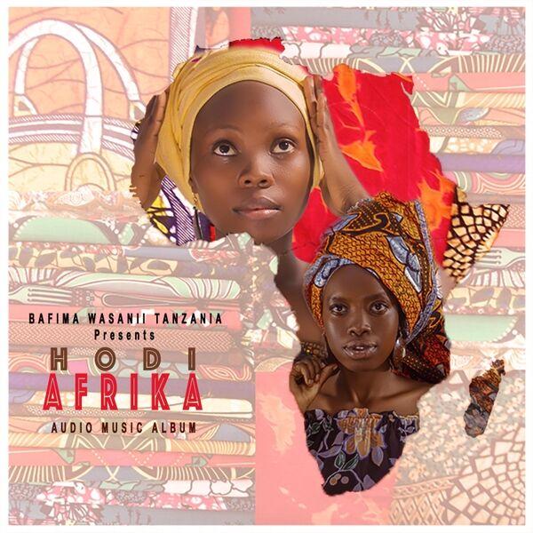 Cover art for Hodi Afrika