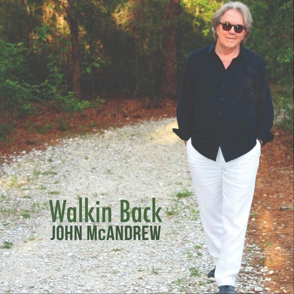 Cover art for Walkin Back