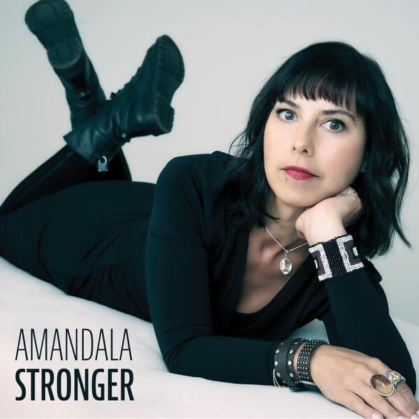 Cover art for Stronger