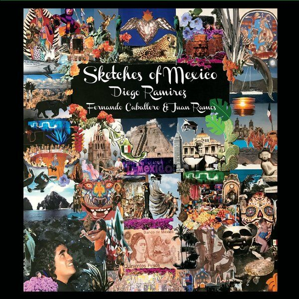 Cover art for Sketches of Mexico