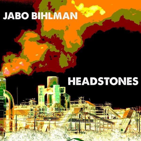 Cover art for Headstones