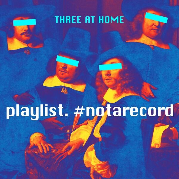 Cover art for Playlist. #Notarecord