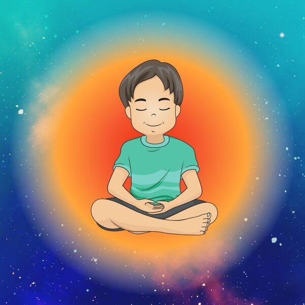 Cover art for I.C.Y. Kids Meditation