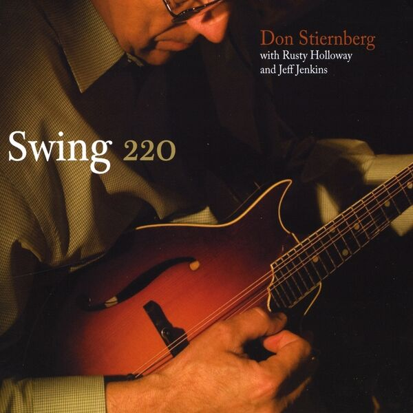 Cover art for Swing 220