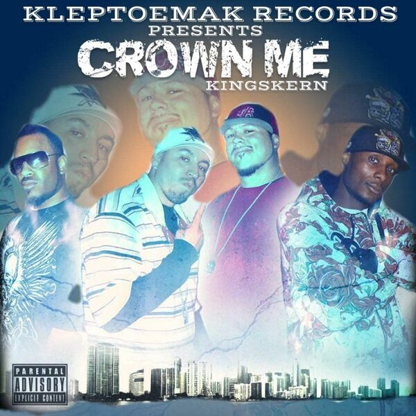 Cover art for Crown Me