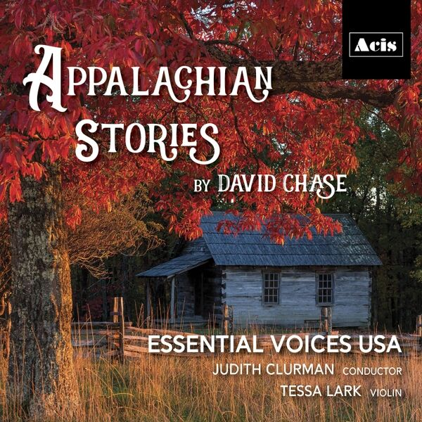 Cover art for Appalachian Stories