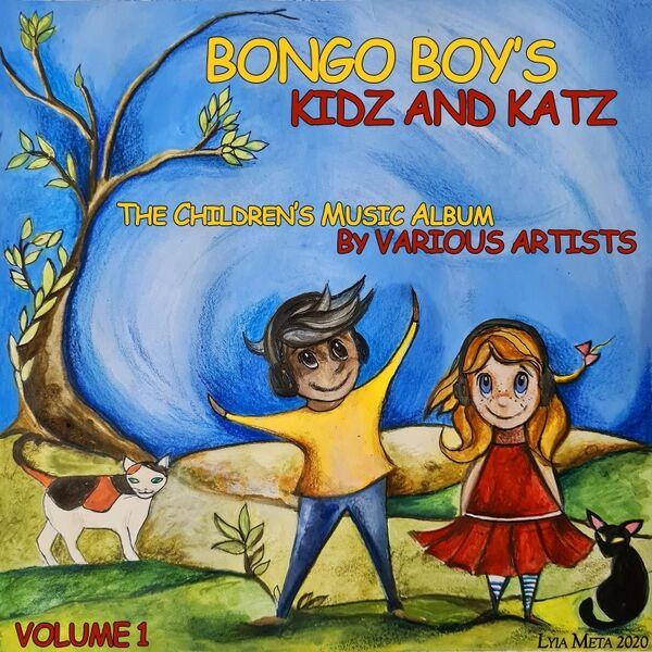 Cover art for Bongo Boy's Kidz and Katz, Vol. 1