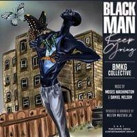 Black Man Keep Going