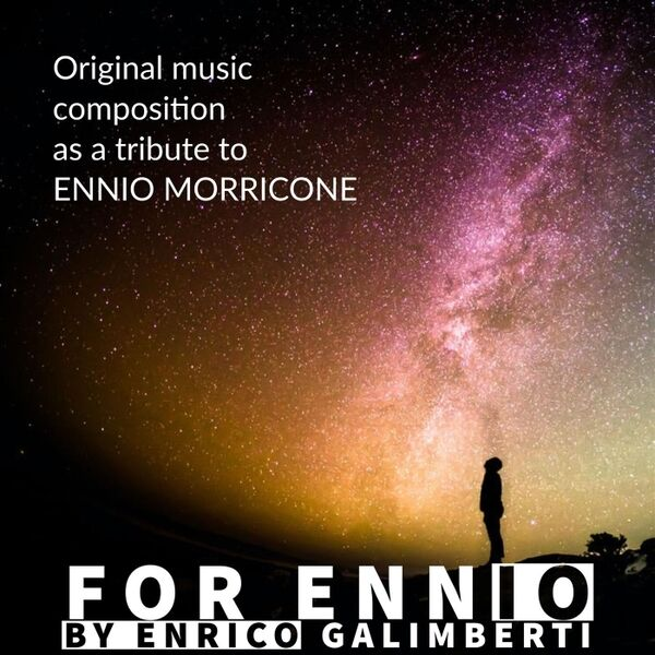 Cover art for For Ennio