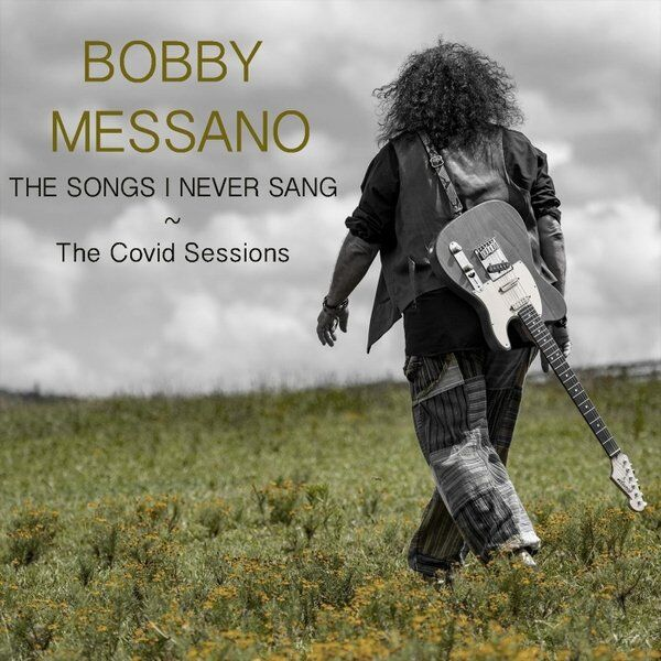 Cover art for The Songs I Never Sang: The Covid Sessions