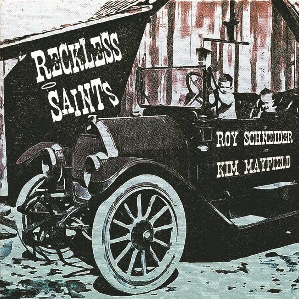 Cover art for Reckless Saints