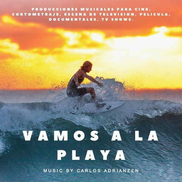 Cover art for Vamos a La Playa