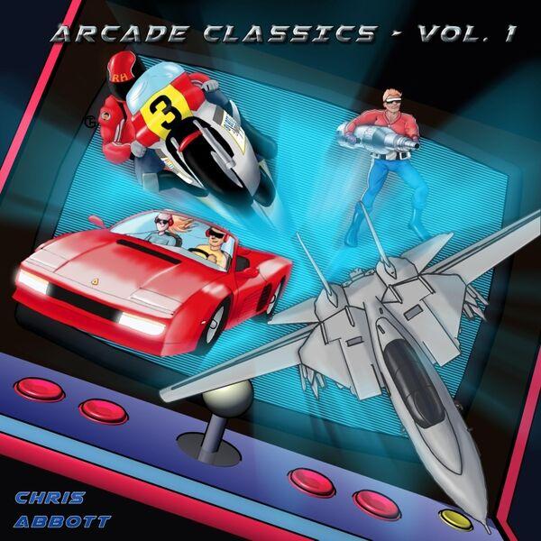 Cover art for Arcade Classics, Vol. 1
