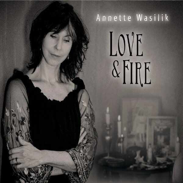 Cover art for Love & Fire
