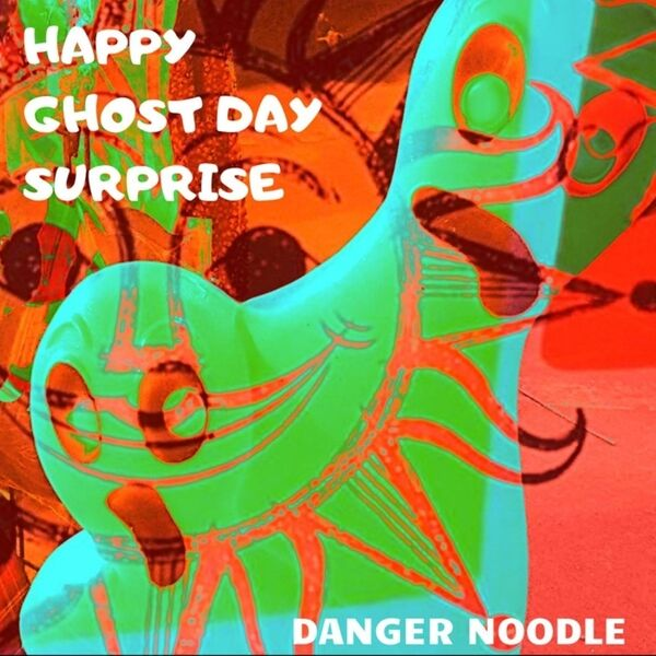 Cover art for Happy Ghost Day Surprise