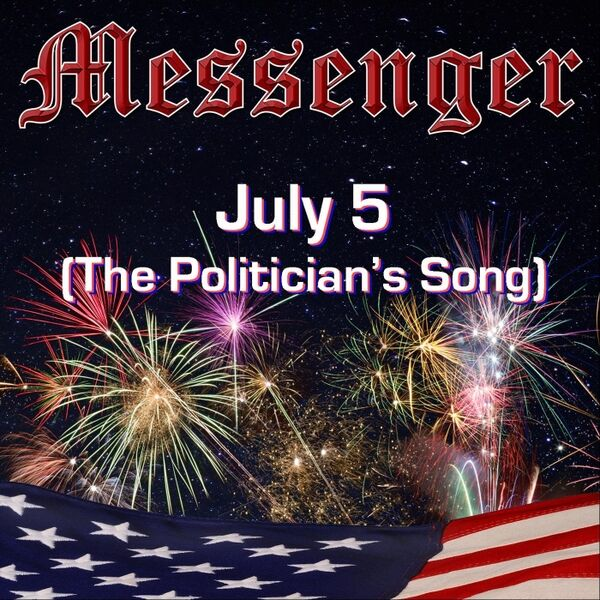 Cover art for July 5 (The Politician's Song)