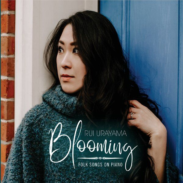 Cover art for Blooming: Folk Songs on Piano