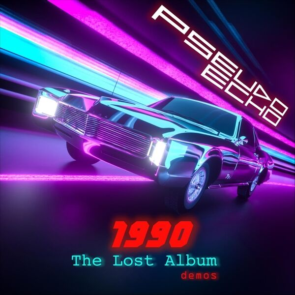 Cover art for 1990: The Lost Album Demos