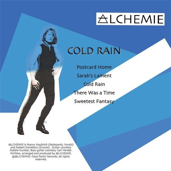 Cover art for Cold Rain