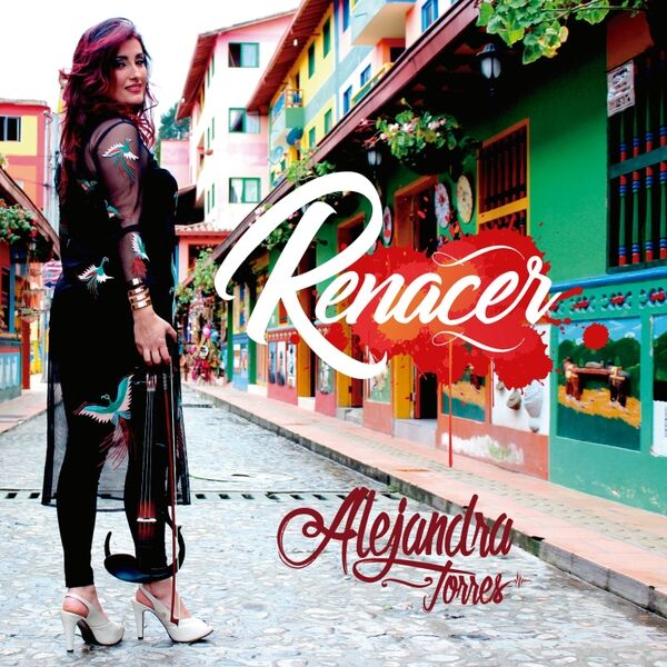 Cover art for Renacer